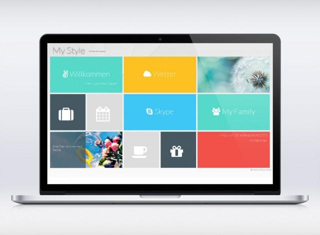 Webdesign float und clear
