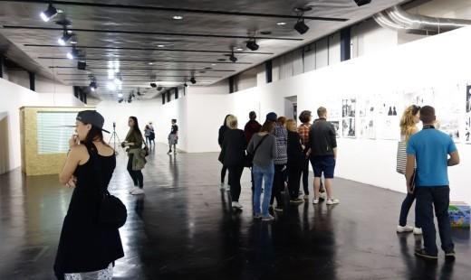 Unterstandsoffen | Workshop im kunsthaus muerz